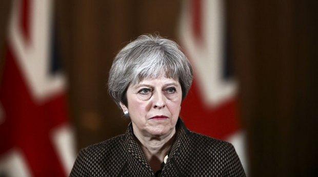 Консервативная партия выразила доверие Терезе Мэй