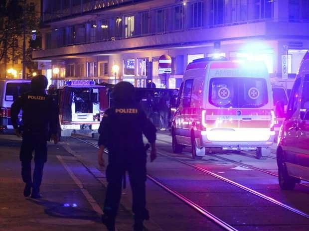 «Исламское государство» взяло на себя ответственность за теракт в Вене