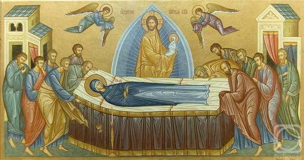 Успенский пост установлен перед великими праздниками Преображения Господня и Успения Божией Матери и продолжается две недели – от 14 до 27 августа.