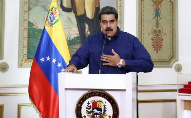 Мадуро обвинил власти США в похищении у Венесуэлы $5 млрд