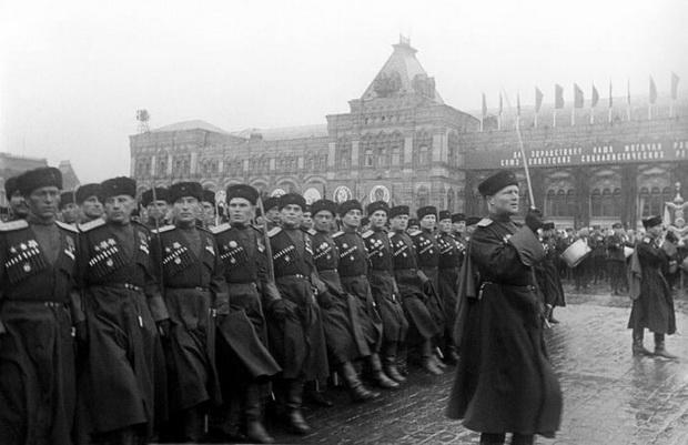 Казаки-пластуны принимали активное участие во Второй мировой войне и стали частью победы