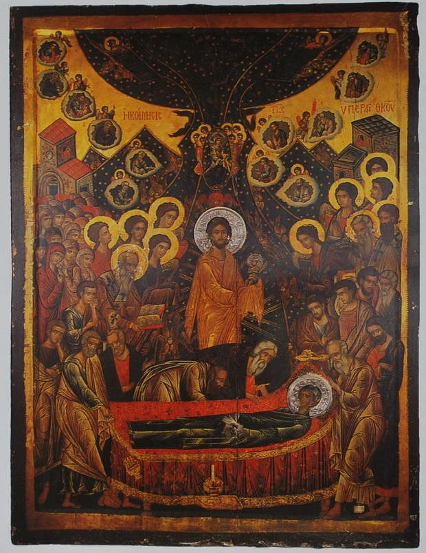Та, Которая родила Вечную Жизнь — Христа, Сама прилагается к Вечной Жизни!