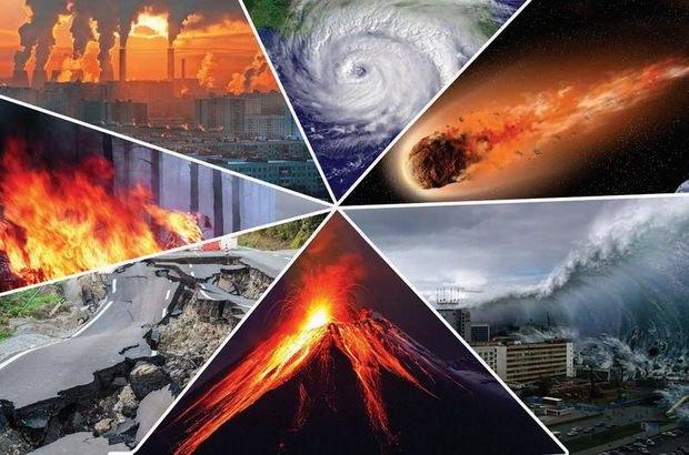 Ожидание глобальных катастроф, убеждение, что мир, заметьте, ничуть не изменившийся, уже не будет прежним, что жизнь не войдёт в нормальное русло…