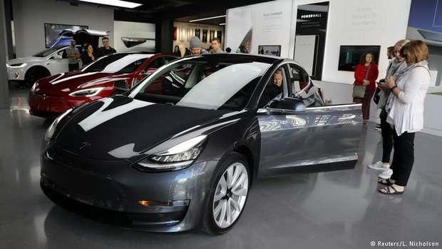 WSJ сообщил о планах Tesla построить завод в Европе