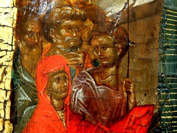 Освобождённые Спасителем ветхозаветные праведники