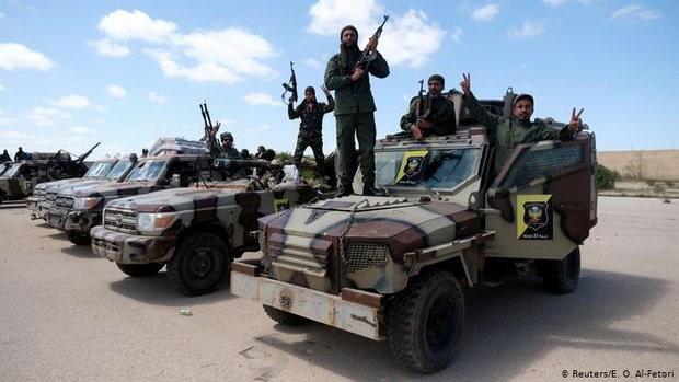 Наступление генерала Хафтара на Триполи