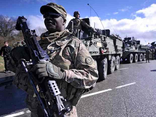 Большинство американцев боится, что США при президенте Дональде Трампа вступят в крупную войну