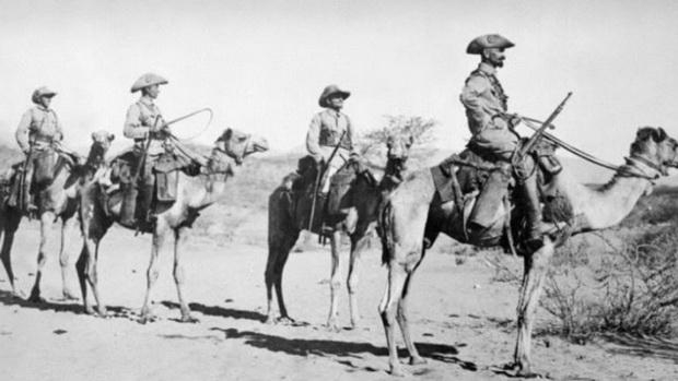 Это привело к тому, что Восточная Африка была официально уполномочена Германской империей еще в 1891 году.