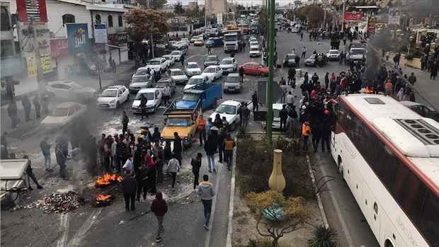 Протесты в Иране: погибли больше сотни человек