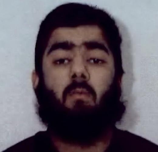 Усман Хан в 2012 году был осужден на 16 лет тюрьмы за терроризм