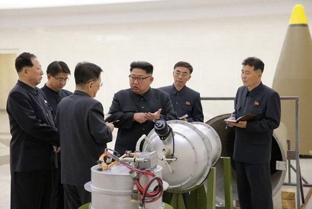 Испытания северокорейской водородной бомбы - это на 100% вина американцев.