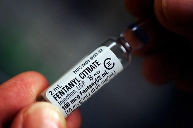 фентанил (fentanyl)