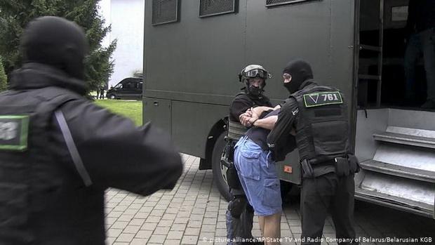 «Боевики» российские и украинские