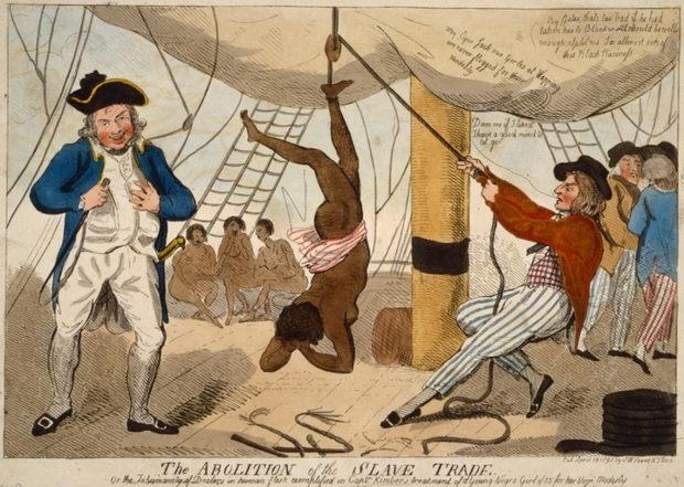 Ричард Дрейк, торговал рабами полвека