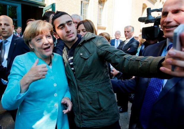 Германия для ООН - образец в плане миграционной политики