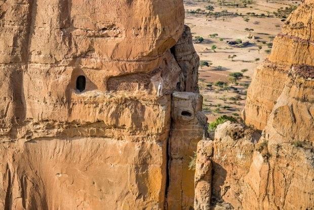 Аксумское царство считается одной из первых цивилизаций в мире, которая приняла христианство.