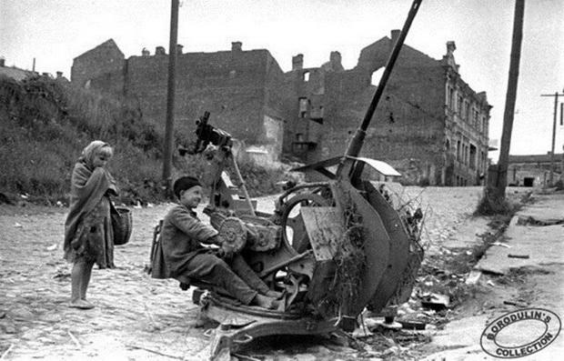Могилев. 1942