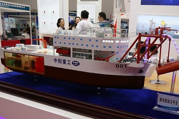 В Китае начаты работы по созданию атомного ледокола