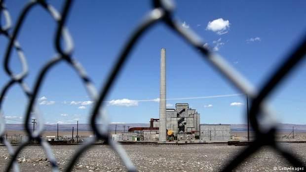 В хранилище радиоактивных отходов в США объявлена чрезвычайная ситуация