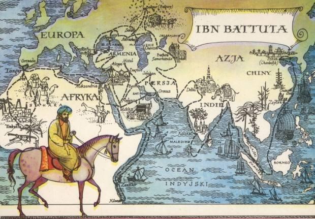 В Средневековье люди путешествовали значительно реже, чем сейчас
