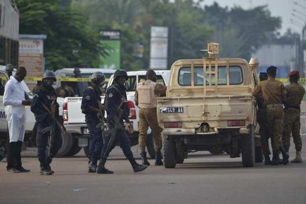 В Буркина-Фасо джихадисты казнили 4 христиан за ношение крестов