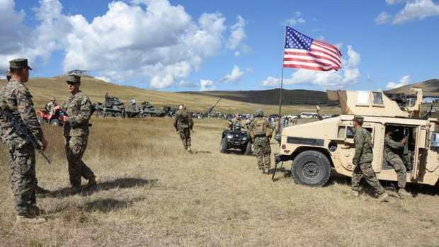Опрос: россияне считают реальной угрозу войны со странами НАТО