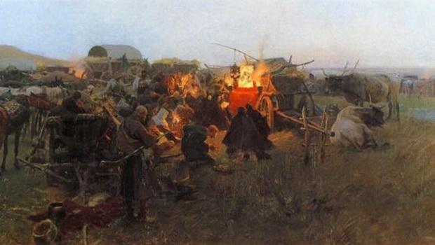В военной истории Московского царства немало дискуссионных и слабо изученных вопросов. Одно из таких белых пятен — организация снабжения войск провиантом.